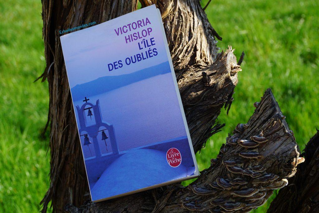 Photographie du roman de victoria hislop - l'ile des oubliés
