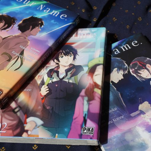 Intégrale du manga Your Name