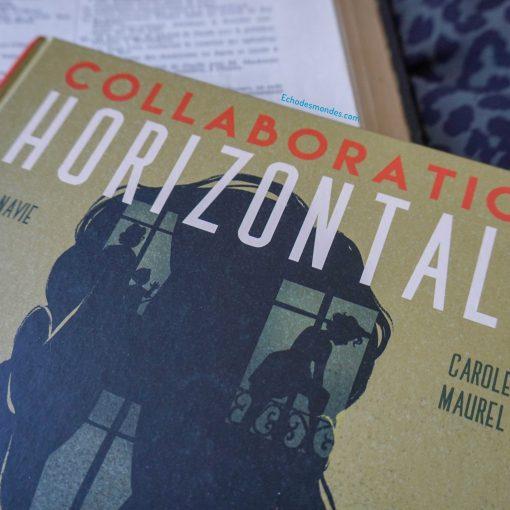 Photographie de la BD Collaboration Horizontale