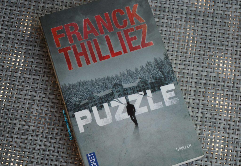 photographie du roman puzzle de franck thilliez