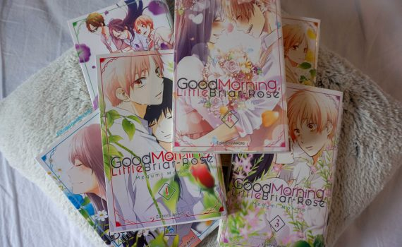 photo des manga Good morning little briar rose