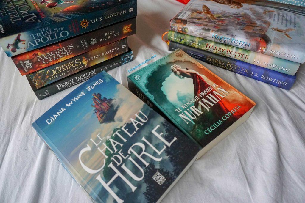 romans fantastiques cosy pour l'hiver