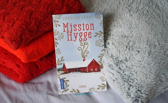 photo du roman mission hygge par caroline franc