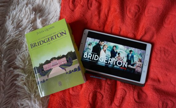 Les Bridgerton série et intégrale 1 livre