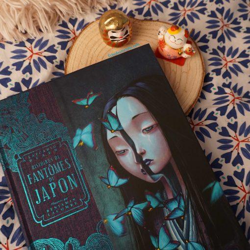 histoires de fantomes du japon